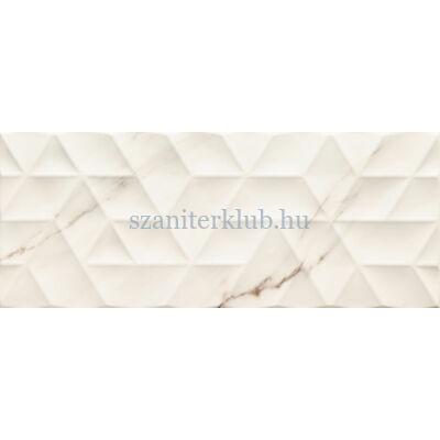 arte grand carilla white str csempe 298x748 mm
