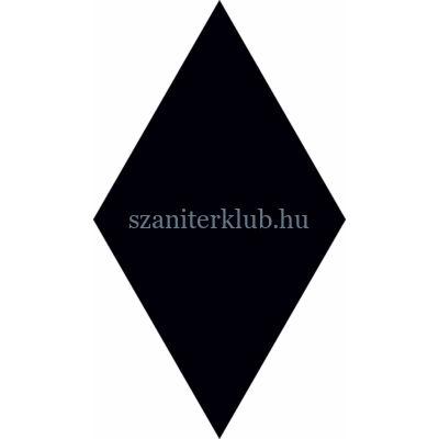 arte grand Senza diamond black csempe 11,2x9,8 cm