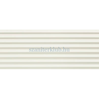 arte grand Senza white STR csempe 29,8x74,8 cm