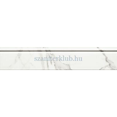 arte grand Vienna white listello 59,8x11,5 cm