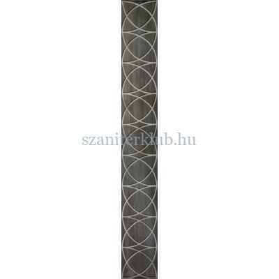 arte aceria szara-grey 1 dekorcsík 448x57 mm