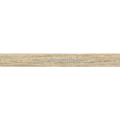 domino aspen beige str lábazat 59,8x7 cm