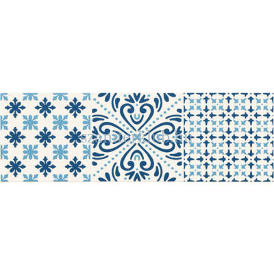 arte avignon cobalt 2 dekor 14,8x448 cm