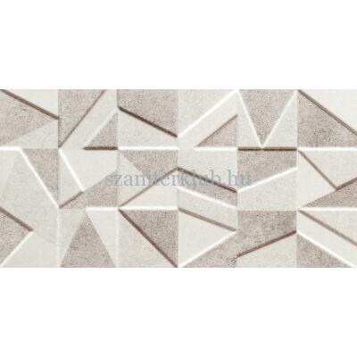 arte bellante grey geo str csempe 29,8x59,8 cm