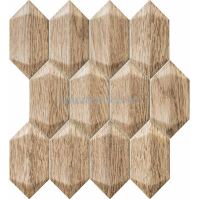 arte bellante wood mozaik 264x246 mm