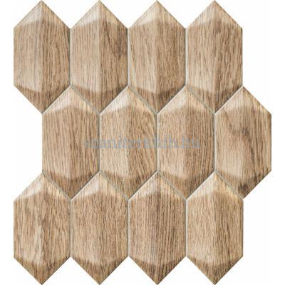 arte bellante wood mozaik 26,4x24,6 cm