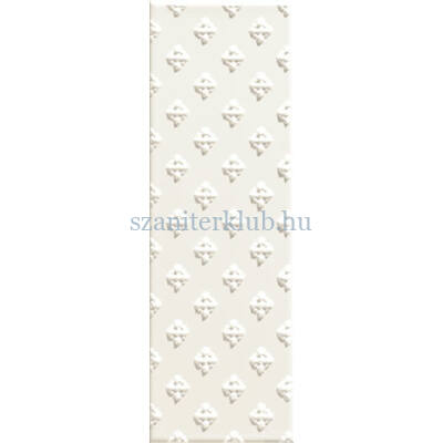 arte blanca bar white b dekor 78x237 mm