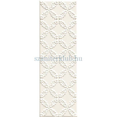 arte blanca bar white c dekor 7,8x23,7 cm