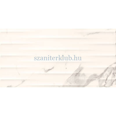 arte bonella white str csempe 30,8x60,8 cm
