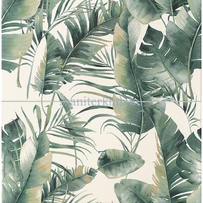 arte burano green dekor 61,8x60,8 cm