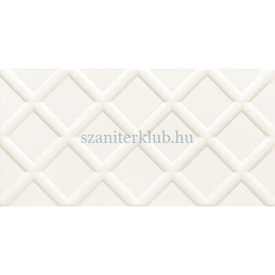 arte burano white str csempe 30,8x60,8 cm