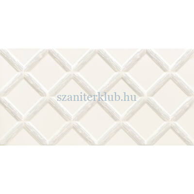 arte burano white dekor 30,8x60,8 cm