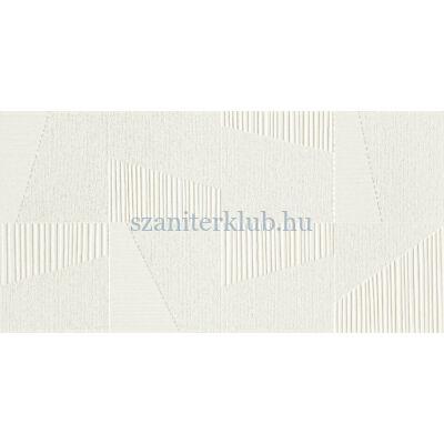 arte colori white geo str csempe 29,8x59,8 cm