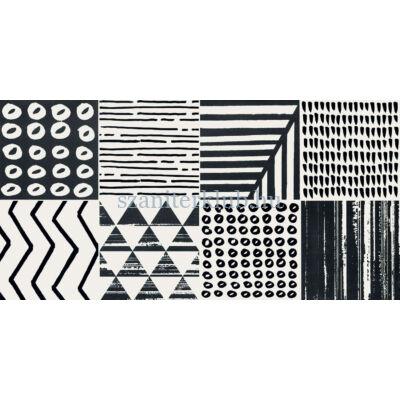arte colori patchwork 2 dekor 29,8x59,8 cm