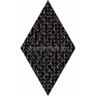 arte coralle diamond black csempe 2,9x11,2 cm