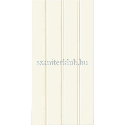 Arte delice white str csempe 22,3 x 44,8 cm