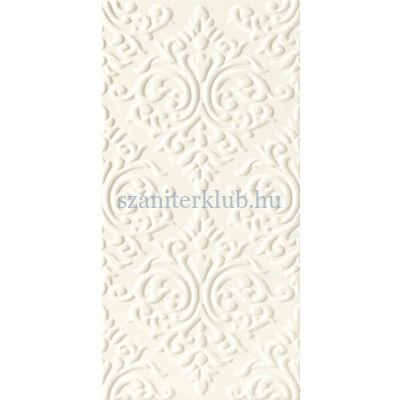 delice white str dekor 223x448 mm