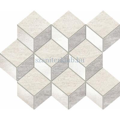 domino blink grey mozaik 29,8x24,5 cm