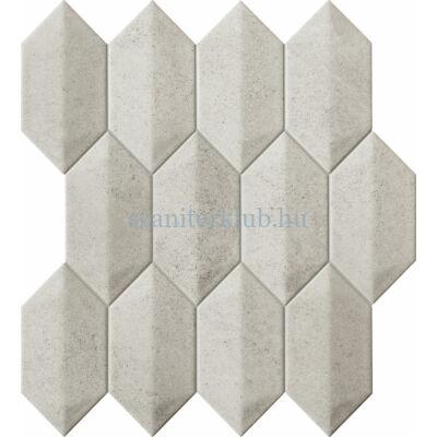 domino dover graphite mozaik 26,5x29,1 cm