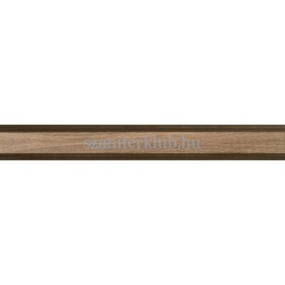 domino dover wood dekorcsík 7,3x60,8 cm