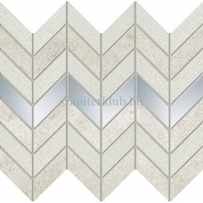 domino tempre grey mozaik 29,8x24,6 cm