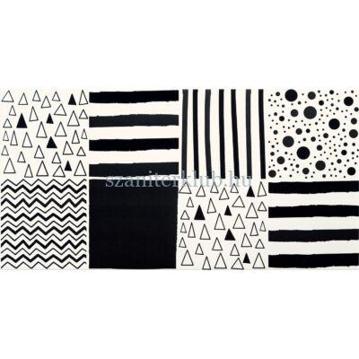 domino tibi geo 2 dekor 30,8x60,8 cm