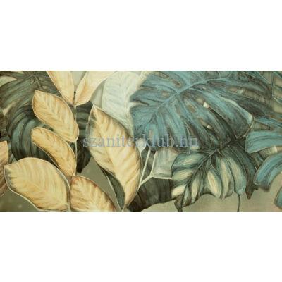 domino alabaster shine element 1 leaves A dekor 59,8x119,8 cm