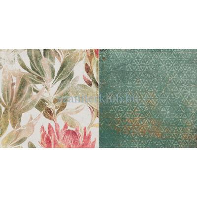 domino margot flower B dekor 30,8x60,8 cm