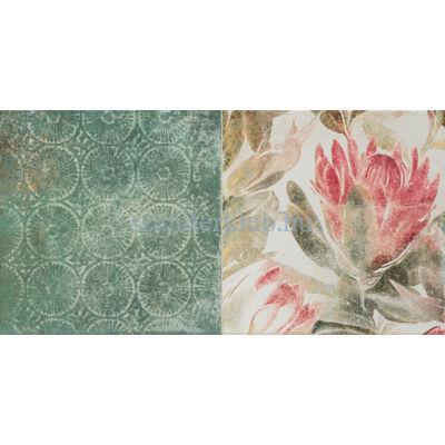 domino margot flower C dekor 30,8x60,8 cm