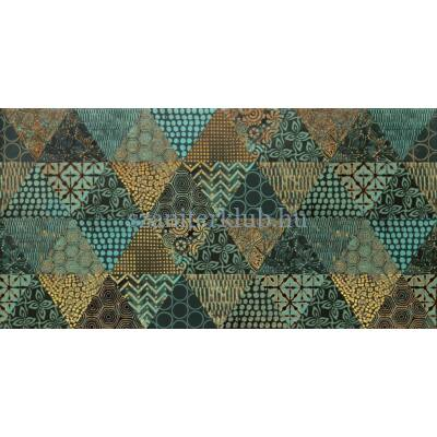 domino margot green geo dekor 30,8x60,8 cm