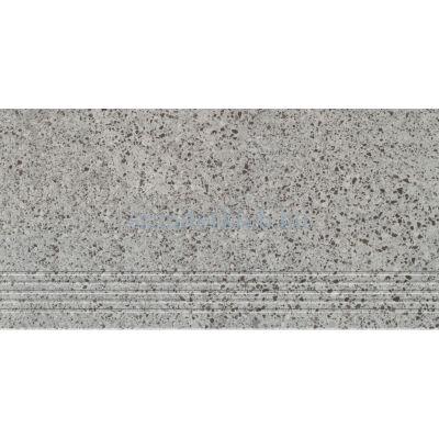 domino otis graphite lépcsőlap 29,8x59,8 cm