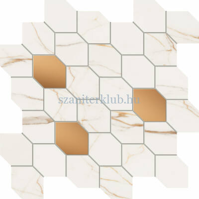 arte dorado stone mozaik 29,8x29,8 cm