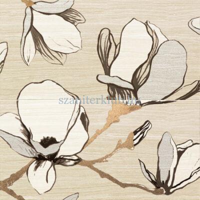 arte dorado bez 2elemes dekor csempe 44,8x44,8 cm
