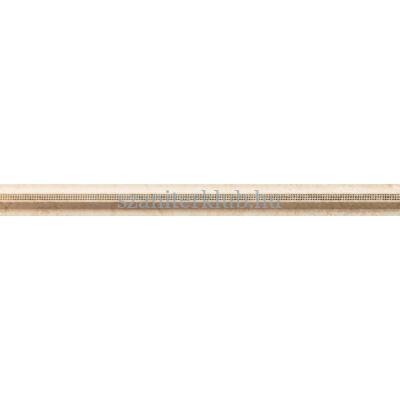 arte ducado ivory listello 47x598 mm