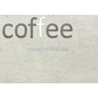 domino gris coffee inserto 36x25 cm