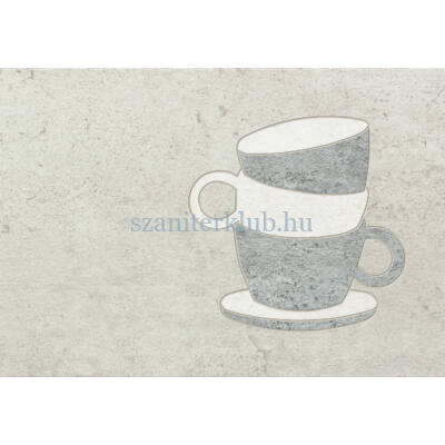 domino gris cup inserto 360x250 mm