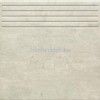 domino gris szary str lépcsőlap 33,3x33,3 cm