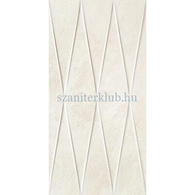arte harion white str csempe 298x598 mm