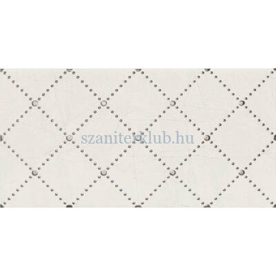 arte idylla white dekor 30,8x60,8 cm