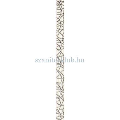 arte domino indigo 1 dekorcsík 2,5x36 cm