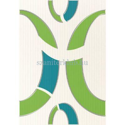 arte domino indigo 2 dekor 250 x 360 mm