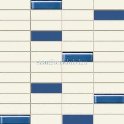 arte joy wave niebieska glass mozaik 298 x 298 mm