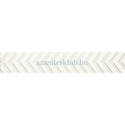 arte karelia white listello 73x448 mm