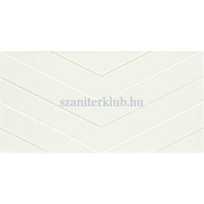 arte karelia white arrow str csempe 223x448 mm