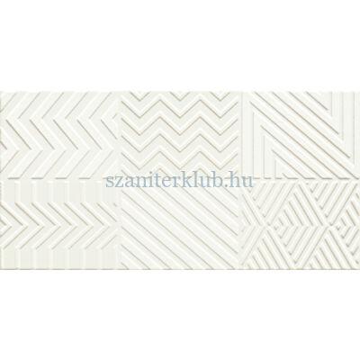 arte karelia white patchwork dekor 223x448 mm