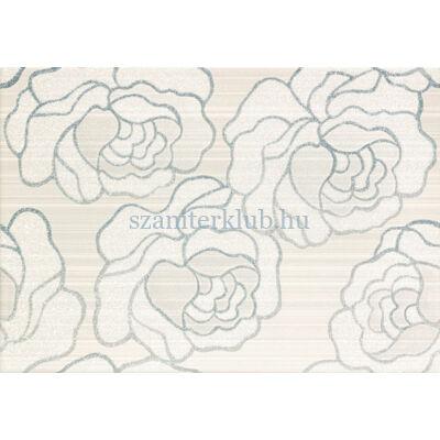 arte kiribati flower niebieska dekor 360 x 250 mm