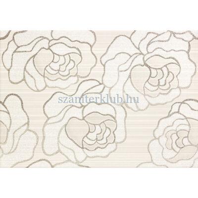 arte kiribati flower szara dekor 360 x 250 mm