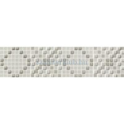 arte minimal szara dekorcsík 44,8x11,1 cm