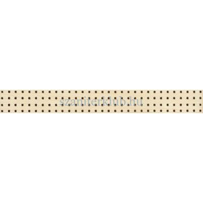 arte moringa beige dekorcsík 44,8x5 cm