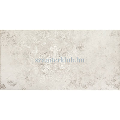 arte Neutral grey ornament csempe 29,8x59,8 cm